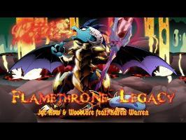 [P@D] Jyc Row & WoodLore feat. Karen Warren - Flamethrone Legacy
