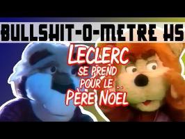 Leclerc se prend pour le Père Noël - BOM HS