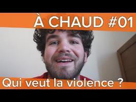 [À CHAUD #01] La Police le dit : Hollande et Cazeneuve veulent la violence en manif