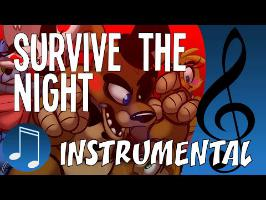 Instrumental SURVIVE THE NIGHT by MandoPony | Five Nights at Freddy's