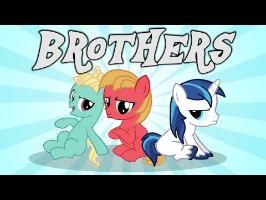 Brothers ¨MLP ANIMATION¨
