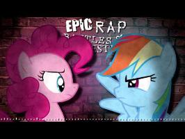 Epic Rap Battles of Equestria- Pinkie Pie vs Rainbow Dash