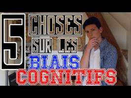 5 Choses sur les BIAIS COGNITIFS (ft. Le Top 5) - Give Me 5
