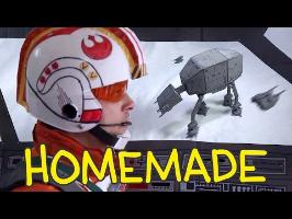 Star Wars: Battle of Hoth - Homemade Shot for Shot