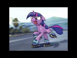Luna (Skate Mode) [parody]