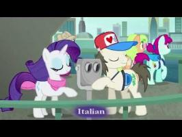 MLP FiM - Generosity - Multi Language