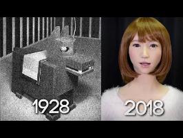 L'Histoire de la ROBOTIQUE