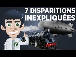 7 disparitions inexpliquées