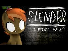 Button Mash Plays Slender The Eight Pages| Going Old School!