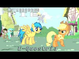Interrobang Pie - E-Questria [Rainbow and Rooted]