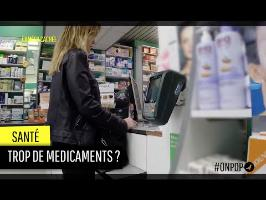 Consommons-nous trop de médicaments ?