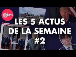 ATTENTAT, PROCES MERAH, POLLUTION... RÉSUMÉ DES 5 ACTUS DE LA SEMAINE #2