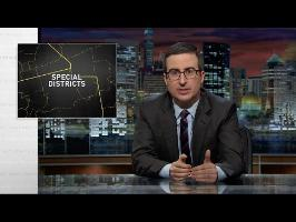 Last Week Tonight with John Oliver: Special Districts (HBO)