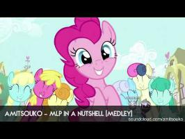 Amitsouko - My Little Pony in a Nutshell (medley 10 songs)