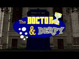 [MMDxMLP] The Doctor and Derpy [Pinky and the Brain Parody]
