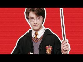 Tu veux une série avec Harry Potter ?