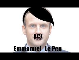 On a élu Emmanuel Le Pen !