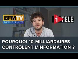 Médias : pourquoi 10 milliardaires contrôlent notre information ? - Blabla #07 - Osons Causer