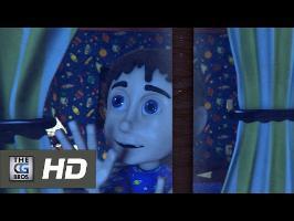 CGI 3D Animated Shorts HD: The Night the Moon Fell - by John Bashyam