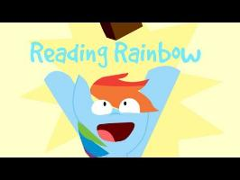 Reading Rainbow (MLP Animation)