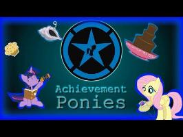[Animation] Achievement Ponies- Episode 3