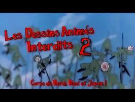 Les Dessins Animés Interdits ! #2 (CORÉE DU NORD, NAZI, ET JAPON)
