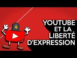 YOUTUBE ET LA LIBERTÉ D'EXPRESSION