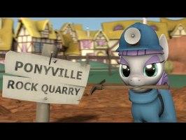[SFM] Rock pony finds treasure