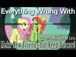 (Parody) Everything Wrong With Make New Friends but Keep Discord in 5 Minutes or Less