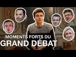 LES MOMENTS FORTS DU DÉBAT DÉCRYPTÉS DEPUIS L'ÉLYSÉE