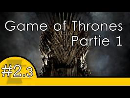 Game Of Thrones Géographie et commencement - Motion VS History #1