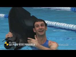 Défi : nager le plus vite possible ! - On n'est pas que des cobayes!