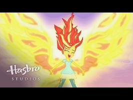 MLP: Equestria Girls - Rainbow Rocks - My Past is Not Today Music Video