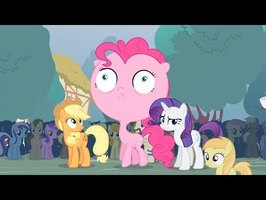 Pink Balloon - The Shake Ups In Ponyville