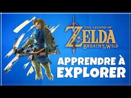 Game Anatomy - Comment Zelda attise notre envie d'explorer ?