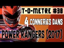 4 CONNERIES DANS POWER RANGERS (2017) – BOM #38