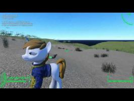 Hunter Plays: Fallout Equestria [The Pre-Alpha]