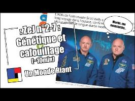 Zététique et journalisme - #2-07 - Génétique et cafouillage