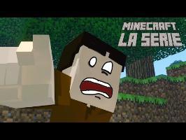 Minecraft, LA série - ep.2 : L'étranger etrange