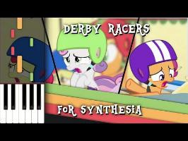 Derby Racers for Synthesia