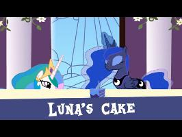 Luna's Cake MLP Animation