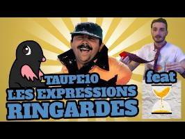 TOP 10 des EXPRESSIONS RINGARDES mais marrantes feat. Les Express'ions