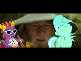 Lyra&Spyro - Shooting Stars [2DAnimation]