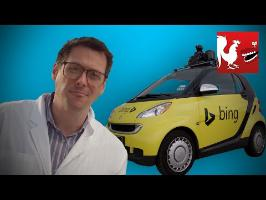 A Self-Driving Car from Bing - RT Shorts 4K