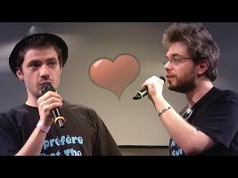 CONFÉRENCE POLYMANGA - MATHIEU SOMMET ET ANTOINE DANIEL
