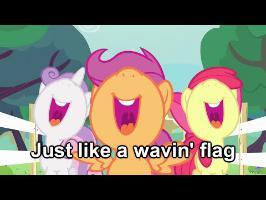 Wavin' Pony [YTPMV]