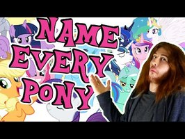 So You Like Ponies? Name Every One