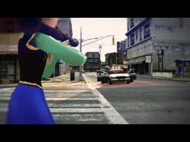 GTA IV: Princess Anna of Arendelle