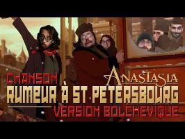 Rumeur à St Petersbourg (version bolchévique) avec Usul & Vled Tapas