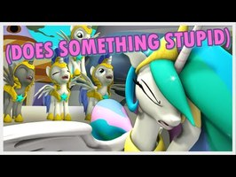 Canterlot security be like: